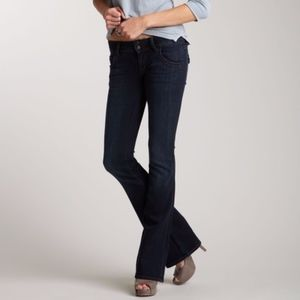 Hudson Womens Size 28 Signature Bootcut Jeans